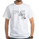 Inspirational Presentation White T-Shirt