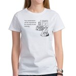 Inspirational Presentation Women's T-Shirt