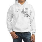 Inspirational Presentation Hooded Sweatshirt
