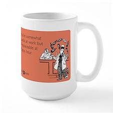 Happy Hour Ceramic Mugs