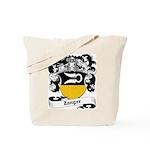 Zanger Coat of Arms Tote Bag