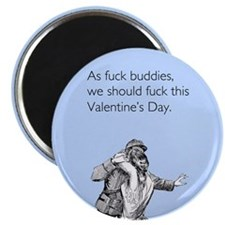 Fuck Buddies Magnet