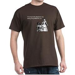 Dating Profile T-Shirt