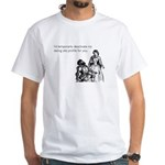Dating Profile White T-Shirt