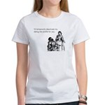 Dating Profile Women's T-Shirt