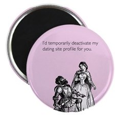 Dating Profile Magnet