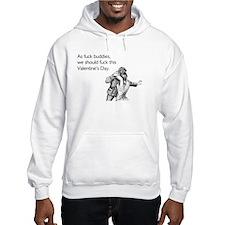 Fuck Buddies Hooded Sweatshirt