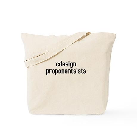 cdesign proponentsists Tote Bag