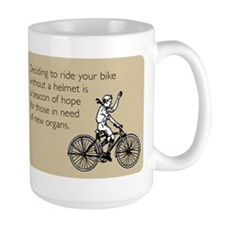 Helmetless Hope Mug