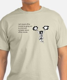 Boost Office Morale T-Shirt