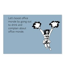 Boost Office Morale Postcards (Package of 8)