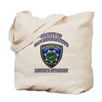 San Bernardino District Attor Tote Bag