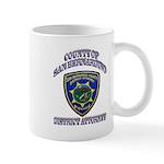 San Bernardino District Attor Mug