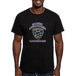 San Bernardino District Attor Men's Fitted T-Shirt