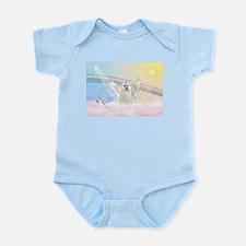 Maltese Angel (C) Infant Bodysuit