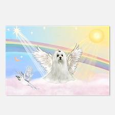 Maltese Angel (C) Postcards (Package of 8)