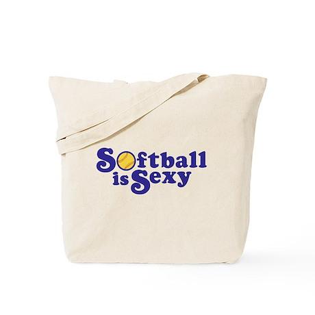 Softball is Sexy Tote Bag