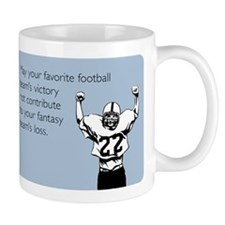 Fantasy Football Small Small Mug