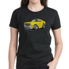 Duster Yellow Car Tee