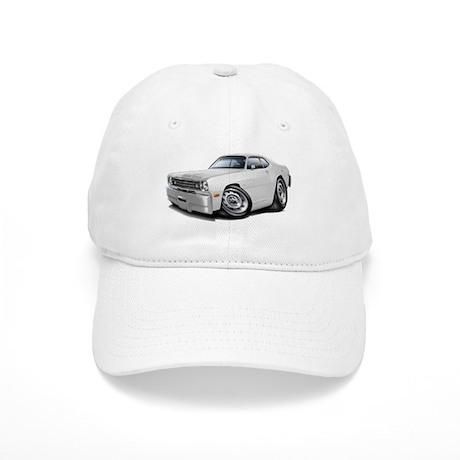 Duster White Car Cap