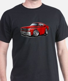 Duster Red-Black Car T-Shirt