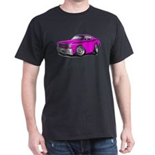 Duster Pink-Black Car T-Shirt