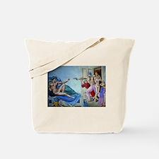Jealous Father Tote Bag