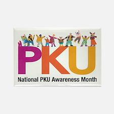 National PKU Awareness Month Rectangle Magnet
