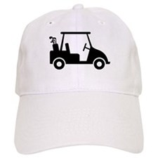Golf Cart Baseball Cap