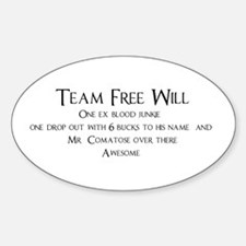 team free will Decal