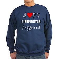 Firefighter Boyfriend Sweatshirt