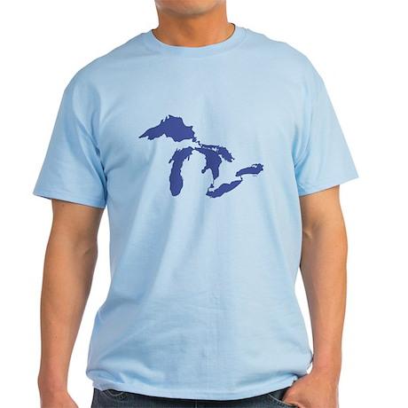 Great Lakes Light T-Shirt