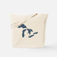 Great Lakes Tote Bag
