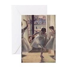 Degas1 Greeting Cards