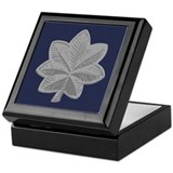 Air force lieutenant colonel Keepsake Boxes