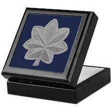 Lieutenant Colonel Tile Insignia Box
