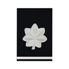 Lieutenant Colonel Rectangle Magnet