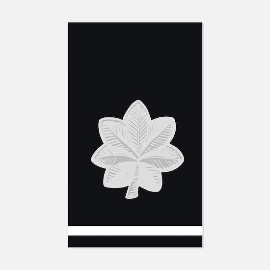 Lieutenant Colonel Decal