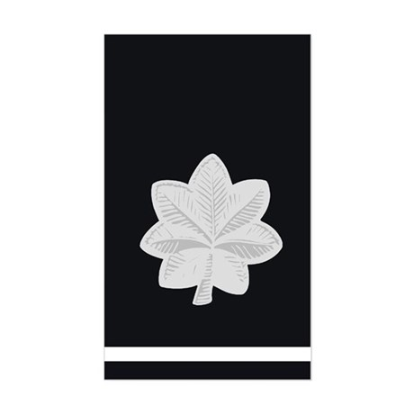 Lieutenant Colonel Sticker