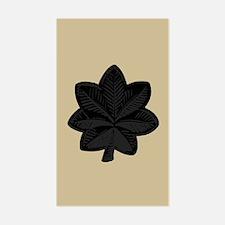 Lieutenant Colonel Sticker 3