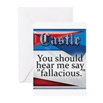 Quotes from Castle Greeting Cards (Pk of 20)
