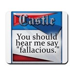 Quotes from Castle Mousepad