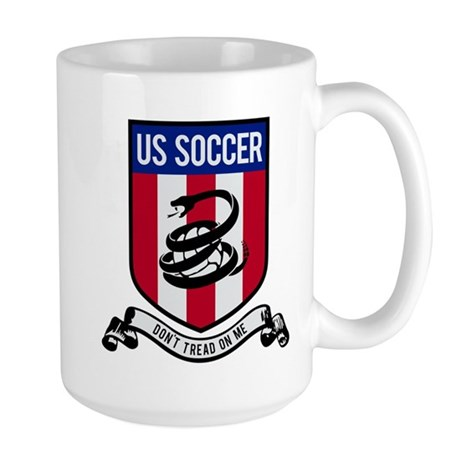 USA Soccer Large Mug