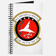 72nd Tactical Fighter Trainin Journal