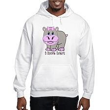Bert the Hippo Hoodie