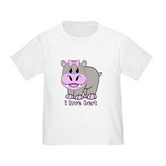 Bert the Hippo T