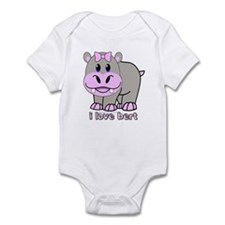 Bert the Hippo Infant Bodysuit