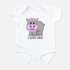 Bert the Hippo Infant Bodysuit