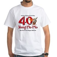 Yung No Mo 40th Birthday Shirt