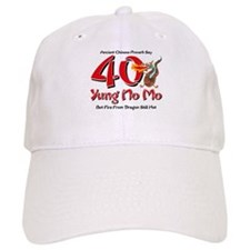 Yung No Mo 40th Birthday Baseball Cap